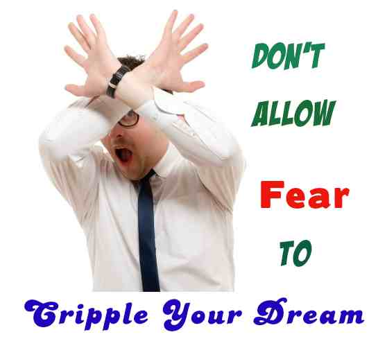 Killing The Fear Factor in Business Startups