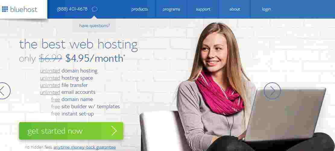 website hosting companies